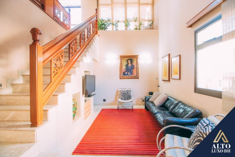Cobertura 4 quartos, 2 suítes, no Lourdes