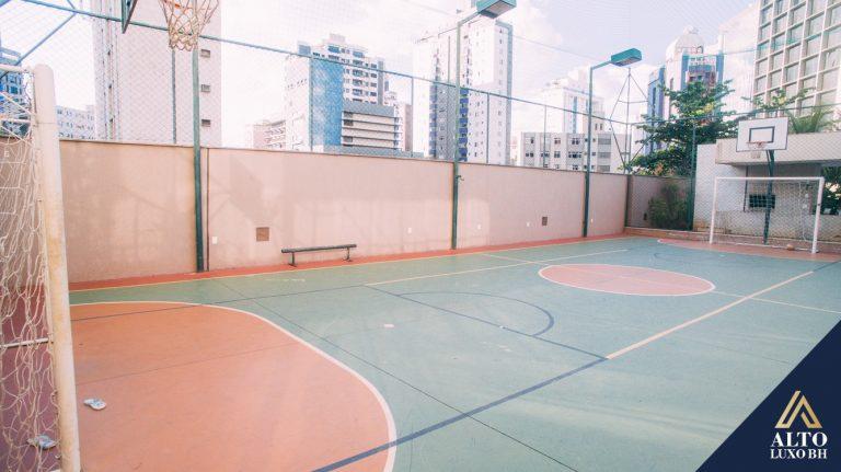 Apartamento 4 suítes, 4 vagas, quadra de tênis, no Funcionários