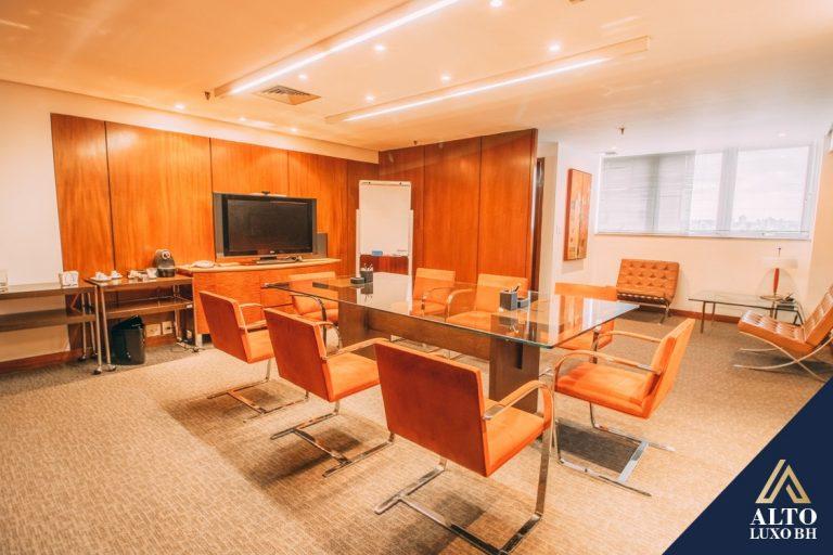 Andar Comercial, 490 m², no Funcionários