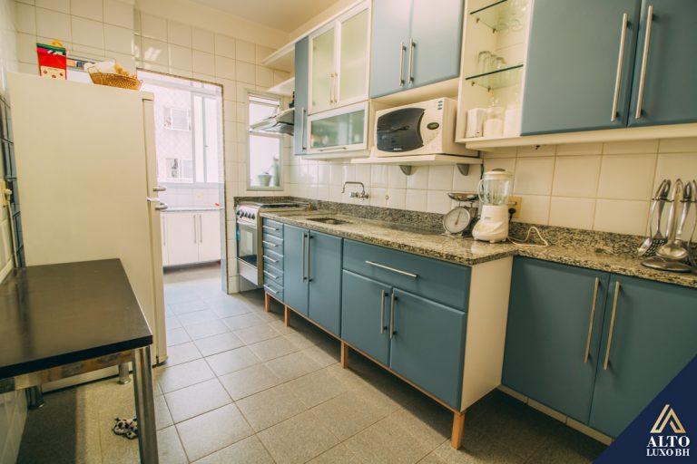 Apartamento 3 quartos, 2 suítes, no Belvedere