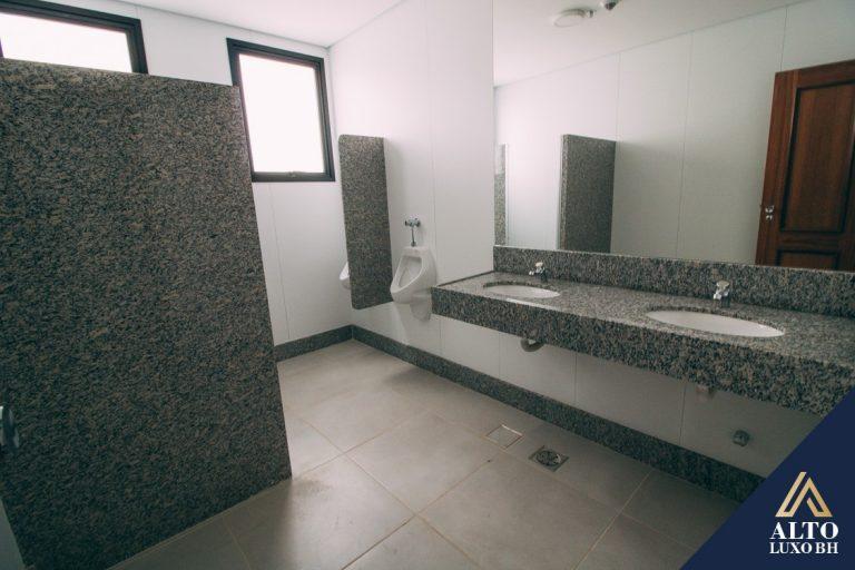 Salas, andares ou o prédio; áreas de 177 m² a 8832 m², na Savassi