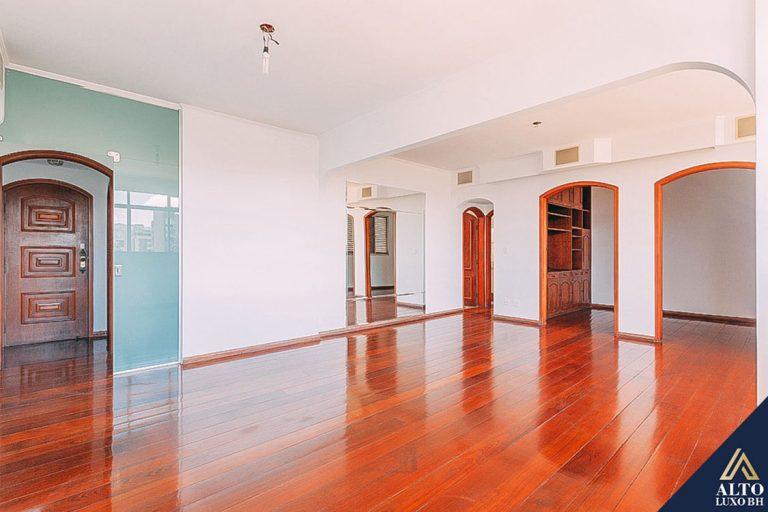 Cobertura 4 quartos, 298 m², no Lourdes