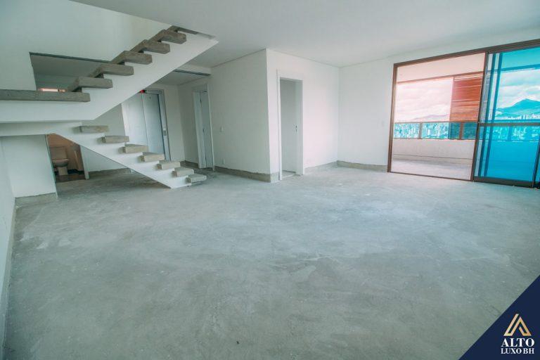 Cobertura 4 quartos, 2 suítes, 356 m², no Luxemburgo