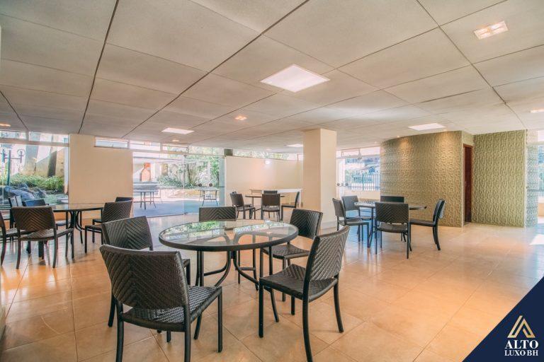 Apartamento 4 quartos, com 170 m², no Santa Lúcia