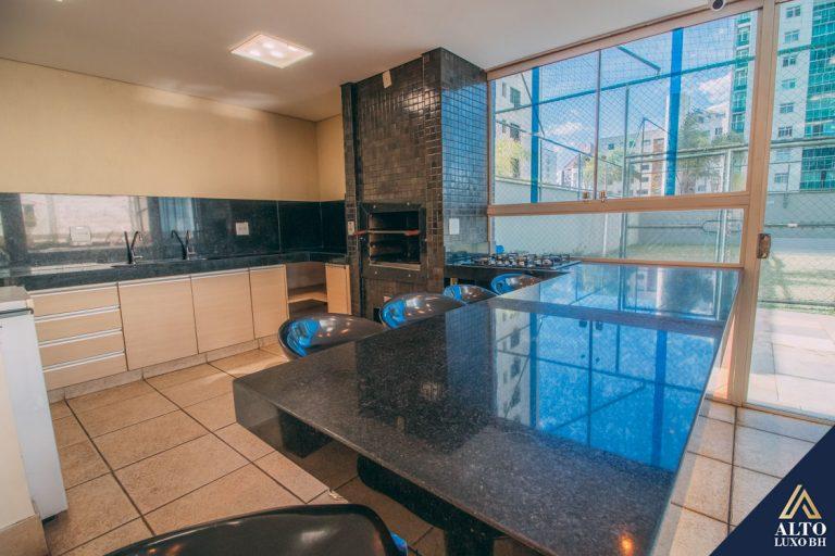 Cobertura Duplex com 5 quartos e 530m² no Belvedere
