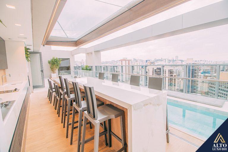Apartamento Duplex com 73m² na Savassi