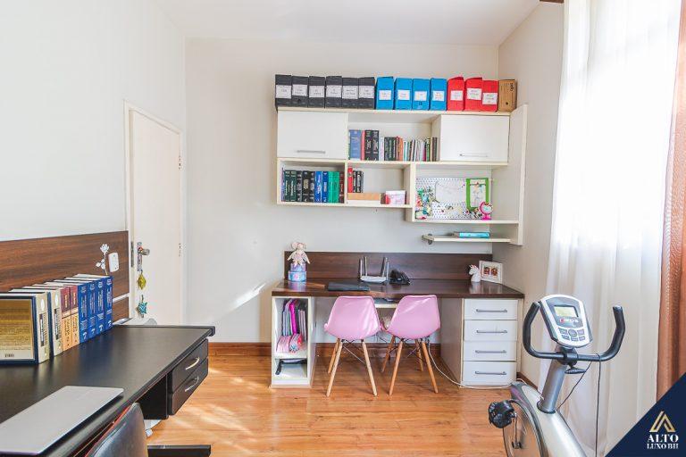 Apartamento 4 Quartos com 175m² no Santo Agostinho