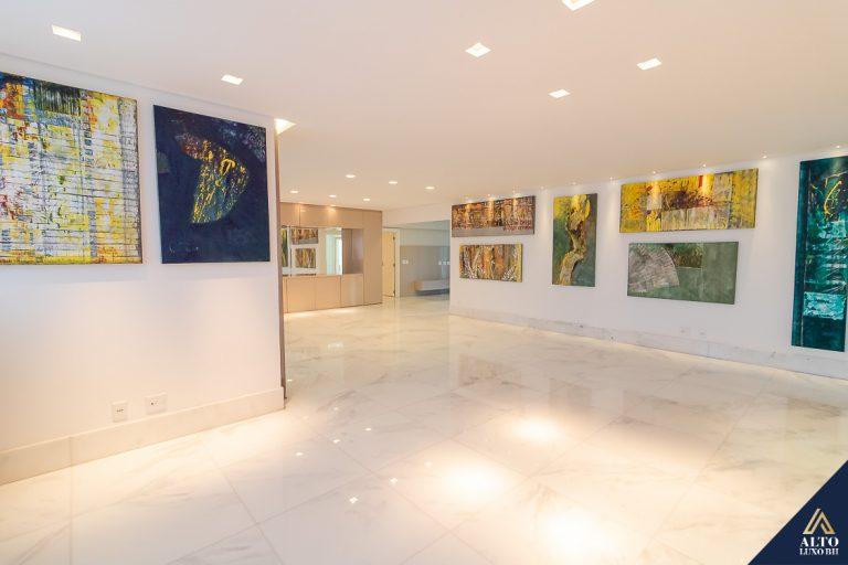 Apartamento 4 Quartos com 274m² no Vila da Serra