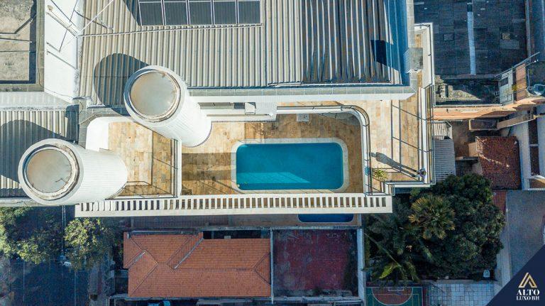 Cobertura Top House 4 Quartos com 500m² no Lourdes