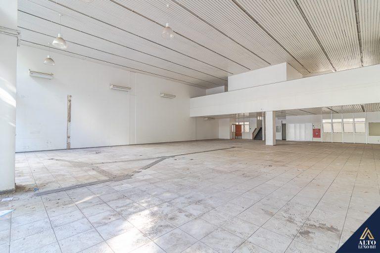 Loja com 790m² na Savassi