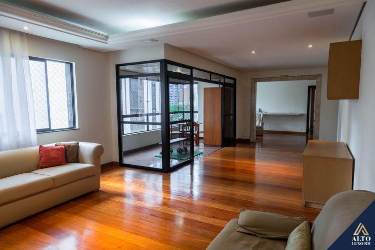 Apartamento 4 Quartos na Savassi
