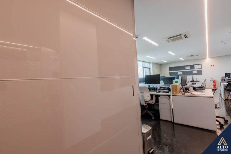 Conjunto de Salas no Funcionários