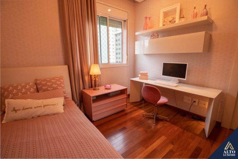 Apartamento 4 quartos no Santo Agostinho